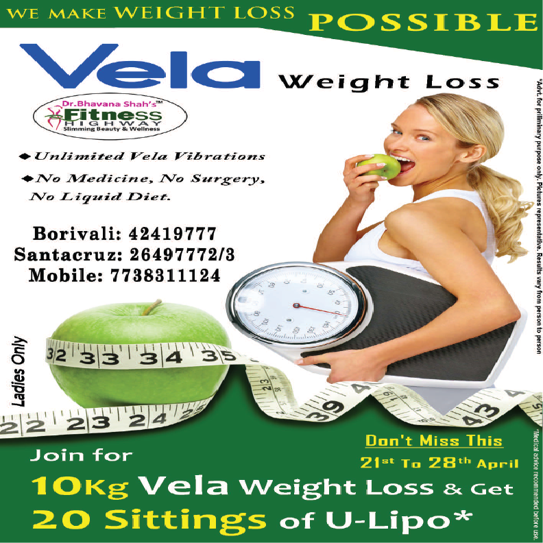 Vela Weight Loss